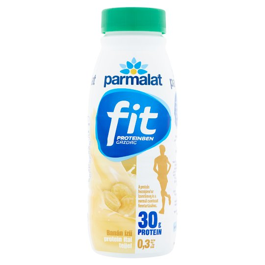 Parmalat Fit Banana Flavor Protein Drink with Milk 0,5 l