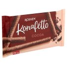 Roshen Konafetto Wafer Rolls with Cocoa Flavoured Cream 156 g