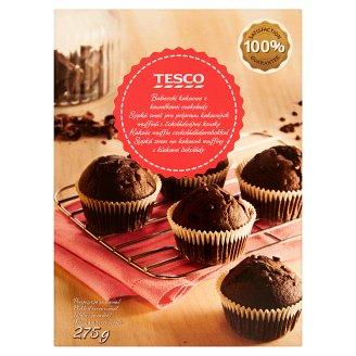 Tesco kakaós muffin tésztapor csokoládédarabokkal 275 g