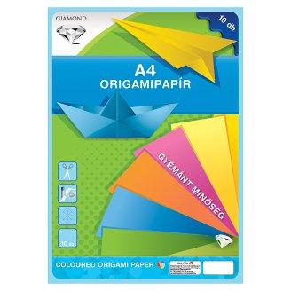 Diamond A4 origamipapír 10 db
