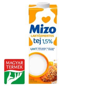 Mizo UHT Low-Fat Lactose-Free Milk 1,5% 1 l