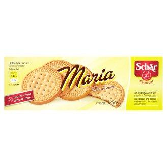 Schär Maria gluténmentes keksz 125 g