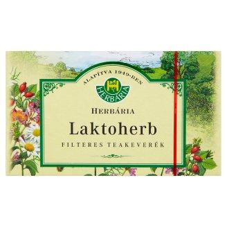 Herbária Laktoherb tejelválasztást serkentő teakeverék 20 x 1,5 g