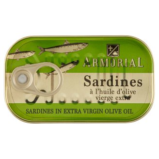Armorial Sardines in Olive Oil 120 g