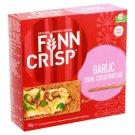 Finn Crisp fokhagyma ízesítésű vékony ropogós kenyér 175 g