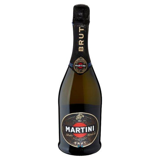Martini Brut fehér pezsgő 11,5% 750 ml