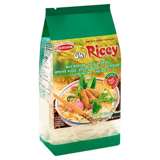 Oh! Ricey rizstészta 200 g