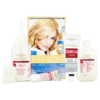 image 2 of L'Oréal Paris Excellence Pure Blonde 01 Extra Light Natural Blonde Permanent Hair Colorant