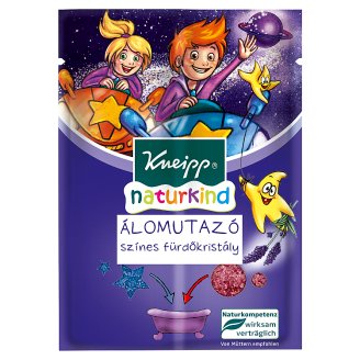 Kneipp Naturkind Álomutazó Coloured Bathing Crystal 40 g
