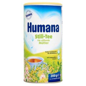 Humana Nursing Tea Granules for Pregnant Women & Nursing Mothers with Vitamin C 200 g