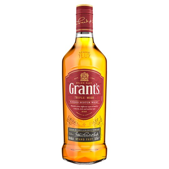 Grant's skót whisky 40% 0,7 l