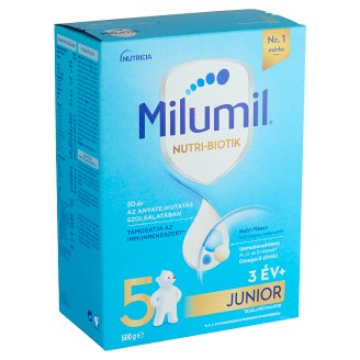 Milumil Junior 3 Drink for Kids 36+ Months 600 g