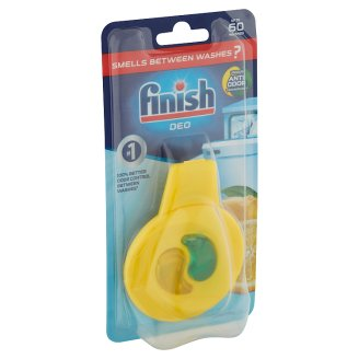 Finish Lemon & Lime Dishwasher Freshener 4 ml