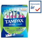 Tampax Compak Pearl Super Tampons Applicator 18X