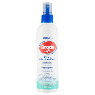 Bradoline Brado Life Hand & Skin Disinfectant 250 ml
