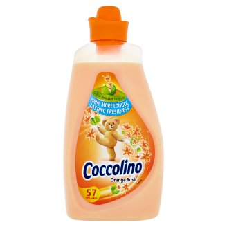 Coccolino Orange Rush öblítő 2 l