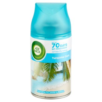 Air Wick Life Scents Turquoise Oasis Automatic Air Freshener Refill 250 ml