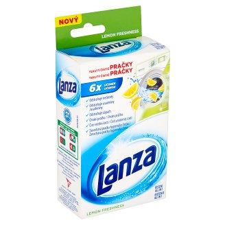 Lanza Citromos Frissesség mosógéptisztító folyadék 250 ml