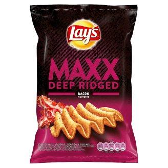 Lay's Maxx Bacon Flavoured Potato Chips 70 g