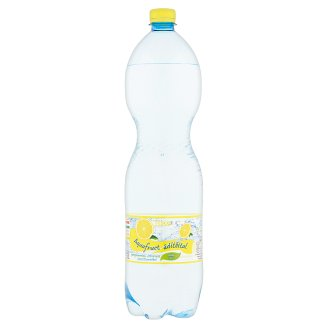 Tesco Aquafruct Energy Free Lemon Flavoured Carbonated Drink with Sweeteners 1,5 l