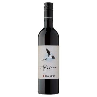 Bősz Adrián Szekszárdi Adriano Cuvée száraz vörösbor 13,5% 750 ml