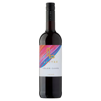 Lajvér Fine Wine Szekszárdi L6 Cuvée száraz vörösbor 12,5% 750 ml