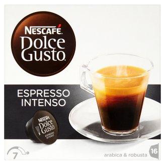 Nescafé Dolce Gusto Espresso Intenso őrölt pörkölt kávé 16 db 128 g