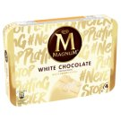 Magnum Multipack White Ice Cream 4 x 110 ml