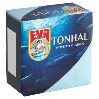 Eva Tuna in Vegetable Oil 80 g