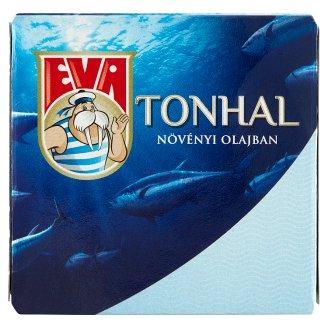 Eva tonhal növényi olajban 80 g