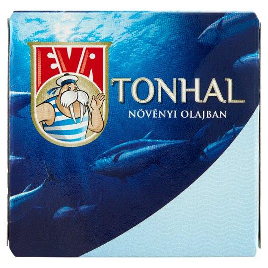 Eva Tuna in Vegetable Oil 80 g
