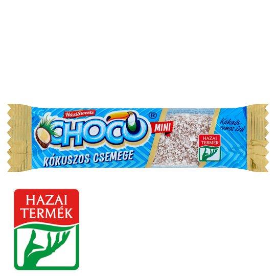 Házisweets Choco Mini Cocoa-Rum Flavoured Coconut Dessert 40 g