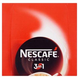 Nescafé Classic 3in1 azonnal oldódó kávéspecialitás 28 x 17,5 g