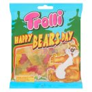 Trolli Happy Bears Day Fruit Flavoured Gums 100 g