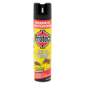 Protect Fly and Mosquito Killer Aerosol 400 ml