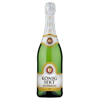 König Sekt száraz fehér pezsgő 10,5% 0,75 l