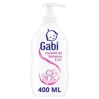 Gabi 2in1 Bath Foam and Shampoo 400 ml