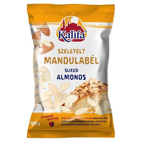 Kalifa Sliced Almonds 100 g