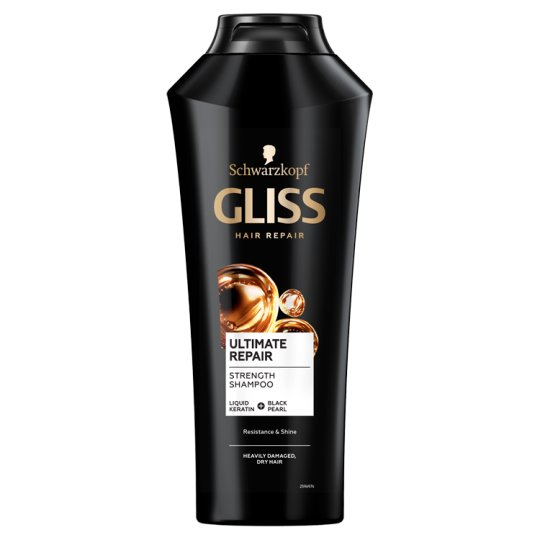 Gliss Kur Repair Shampoo Ultimate repair 400 ml