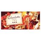 Charlotte étcsokoládé bonbon Brandy-s töltelékkel 250 g