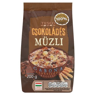 Tesco Chocolate Muesli 200 g