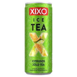 XIXO Ice Tea Citrus Flavoured Green Tea 250 ml