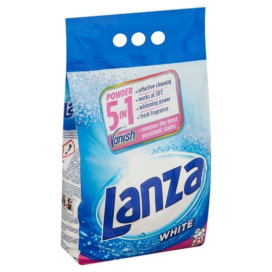 Lanza Vanish Ultra 2in1 mosópor fehér ruhákhoz 45 mosás 3,375 kg