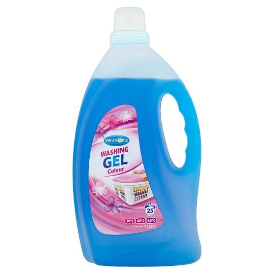 Springforce mosógél színes ruhákhoz 25 mosás 3 l