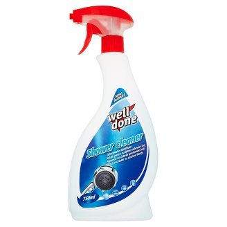Well Done zuhanykabin tisztítószer 750 ml