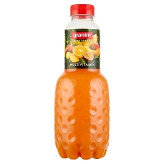Granini Multivitamin Mixed Fruit Nectars 1 l