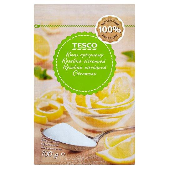 Tesco citromsav 100 g