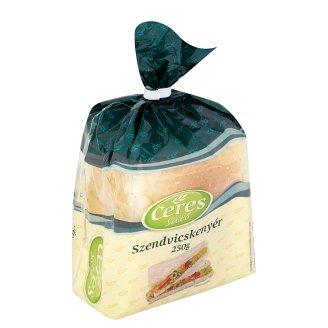 Ceres Sütő szendvicskenyér 250 g