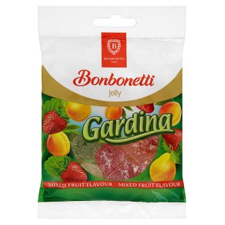 Bonbonetti Gardine Mixed Fruit Flavoured Jelly Candy 100 g