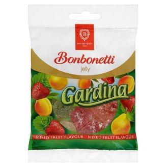 Bonbonetti Gardina vegyes gyümölcs ízű zselécukorka 100 g